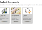 Perfect passwords | Recurso educativo 37652