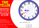 Time teller | Recurso educativo 37887