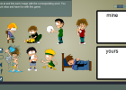 Possessive pronouns | Recurso educativo 38806