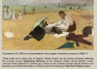 Painting: Beach scene, 1868-77 | Recurso educativo 39450