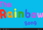 Song: The rainbow | Recurso educativo 42545