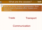 Globalisation | Recurso educativo 47347