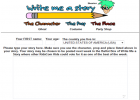 Write me a story | Recurso educativo 47789