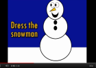 Song: Build a snowman | Recurso educativo 50748