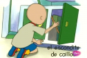El escondite de Caillou | Recurso educativo 55318