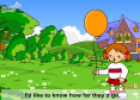 Song: Balloons | Recurso educativo 12151