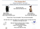 The singing bird | Recurso educativo 14547