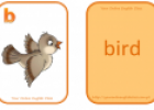 Animal flashcards | Recurso educativo 20669