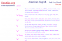 Vowel sounds (American English) | Recurso educativo 24085