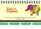 Story: Rani the elephant | Recurso educativo 28426