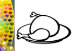 ¡A Colorear!: Pollo | Recurso educativo 28824