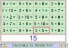 Juguem a calcular | Recurso educativo 2891