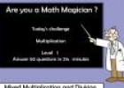 Are you a math magician? | Recurso educativo 7038