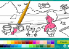 Colouring game | Recurso educativo 69397
