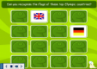 Flags of Olympic countries | Recurso educativo 71144