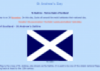 St Andrew's Day | Recurso educativo 76731