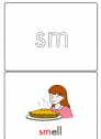 Phonic card: Sm- | Recurso educativo 78822