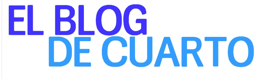 EL BLOG DE CUARTO | Recurso educativo 83901