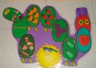 The Smart Cat: Story: The Very Hungry Caterpillar by Eric Carle | Recurso educativo 100028