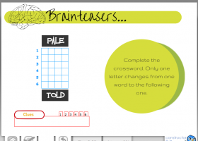 Brainteasers 1 | Recurso educativo 675267