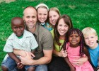 Family with adopted children | Recurso educativo 680205