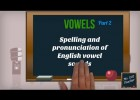 Vowels (Part 2) | Recurso educativo 683065