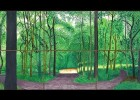 David Hockney - Woldgate Woods | Recurso educativo 774422