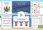 Free Mega Christmas Activity Pack | Recurso educativo 778459